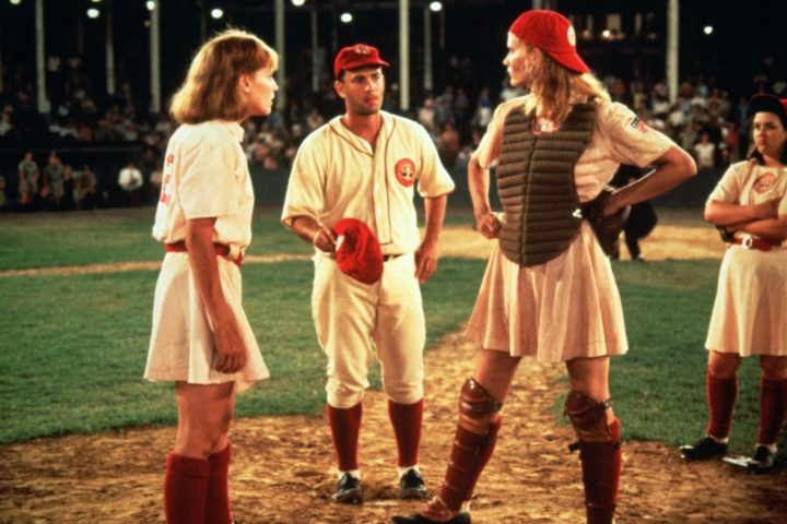'A League of Their Own' (1992) top 20 películas filmadas en Chicago
