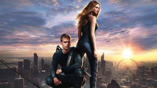 'Divergent' (2014) top 20 películas filmadas en Chicago