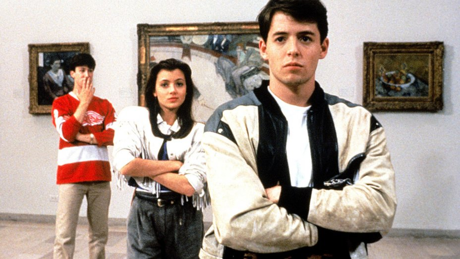 'Ferris Bueller's Day Off' (1986) top 20 películas filmadas en Chicago