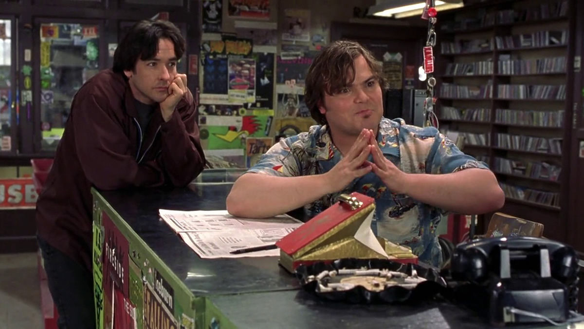 'High Fidelity' (2000)