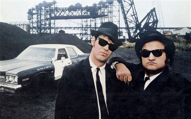 'The Blues Brothers' (1980) top 20 películas filmadas en Chicago