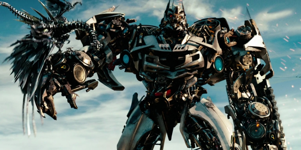 'Transformers: Dark of the Moon' (2011) top 20 películas filmadas en Chicago
