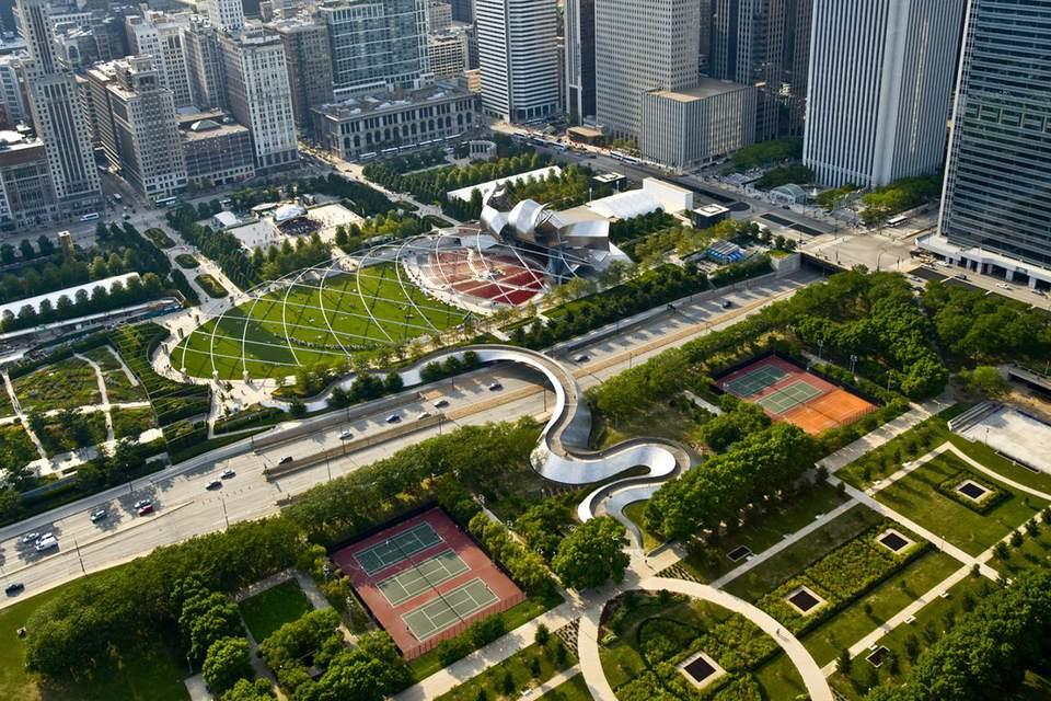 Millennium Park Razones para Visitar Chicago