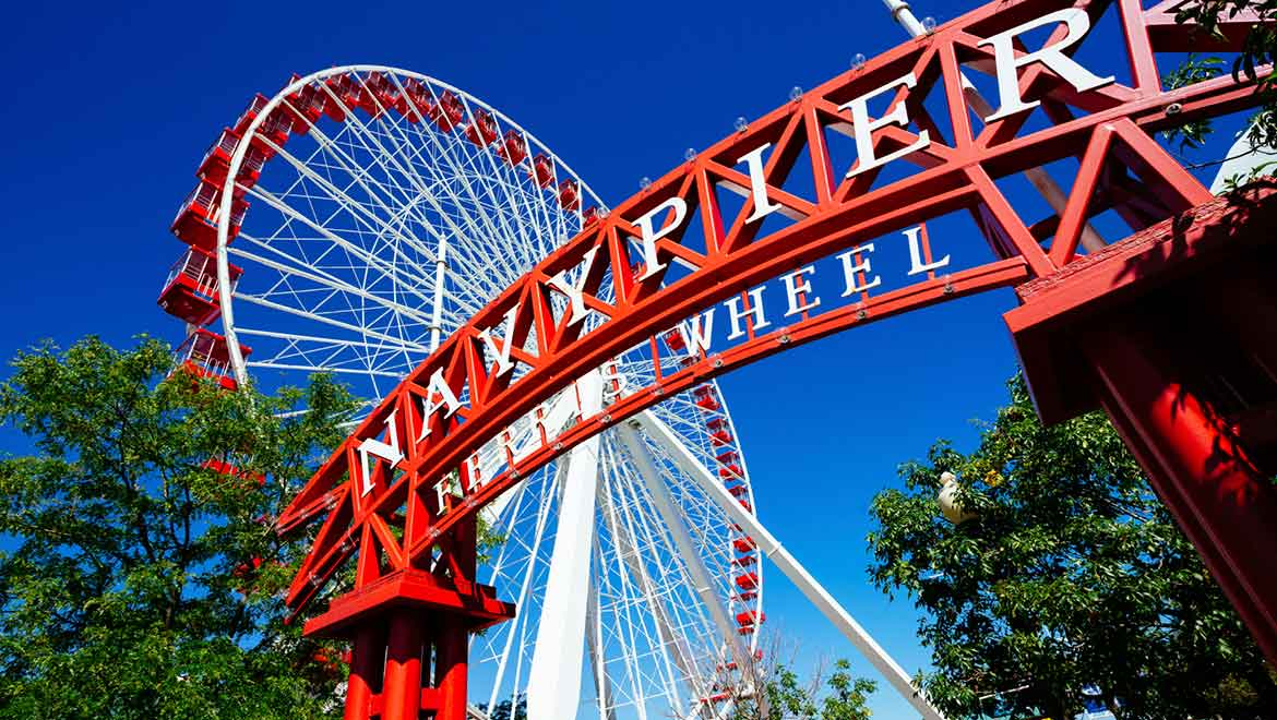 Navy Pier un destino imperdible en Chicago