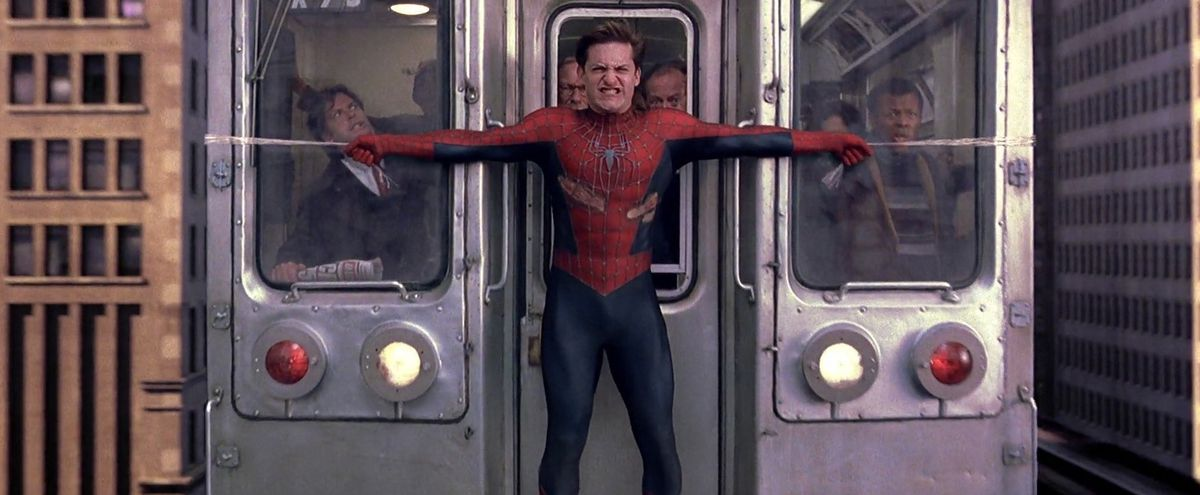 'Spider-Man 2' (2004)top 20 películas filmadas en Chicago