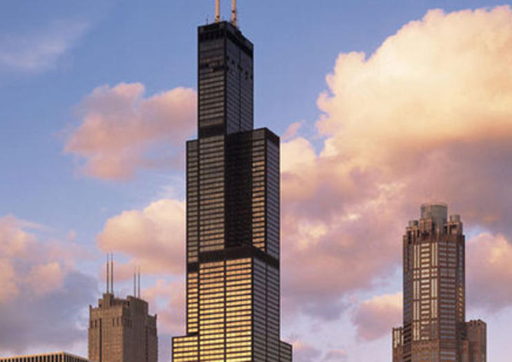 Willis Tower, maravilloso e imponente
