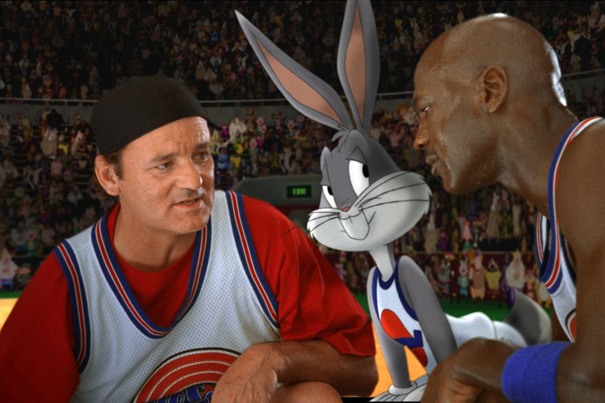 'Space Jam' (1996) top 20 películas filmadas en Chicago