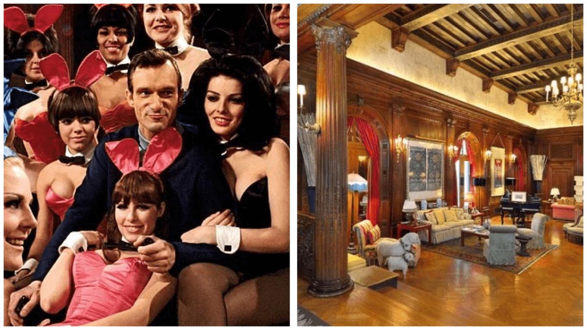 10 datos de la Mansión Playboy de Hefner en Chicago