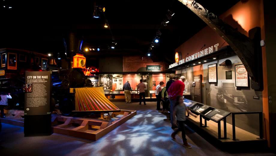Algunas exhibiciones para ver en Chicago History Museum