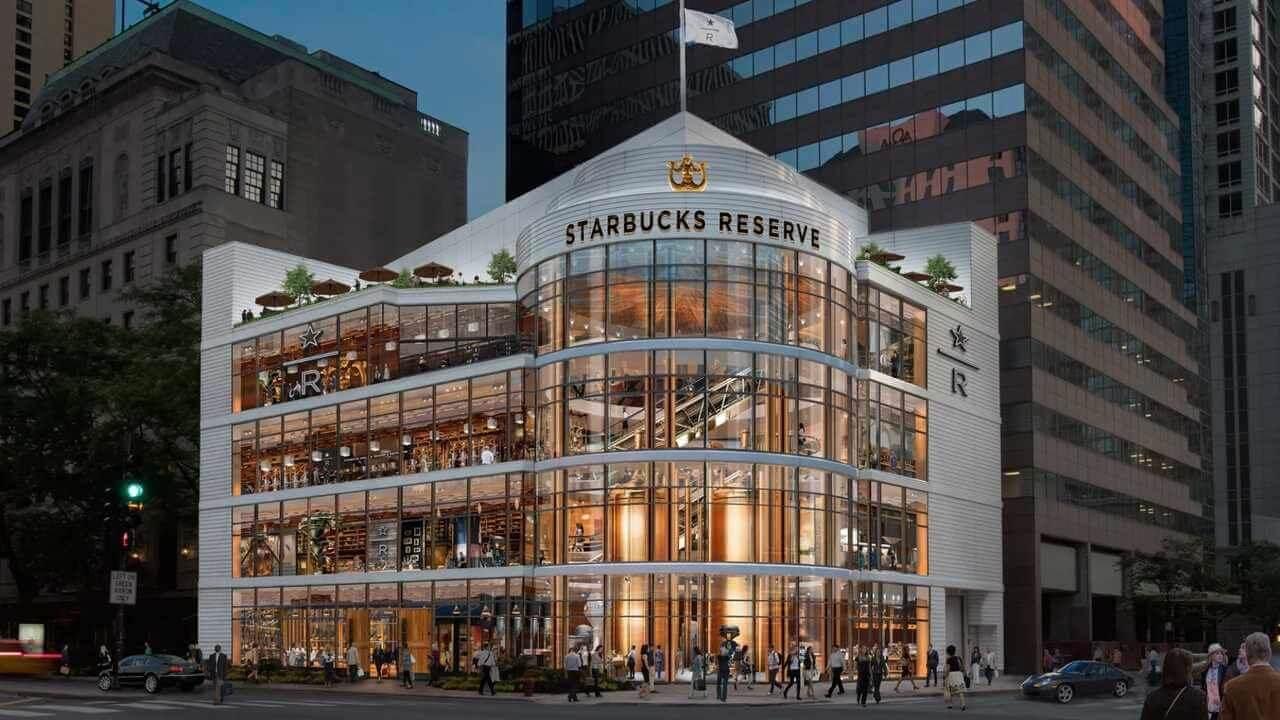 El Starbucks más grande del mundo se abrirá en Chicago en noviembre