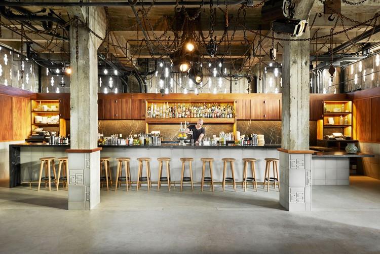 ACE HOTEL y su bar inovador