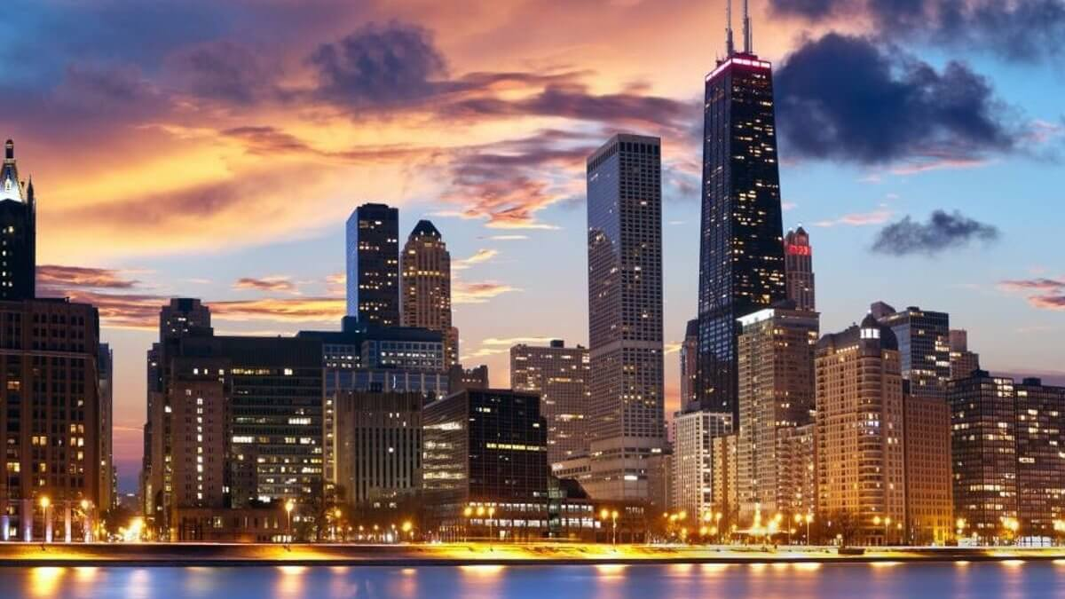 Este es el primer rascacielos del mundo y se construyó en Chicago