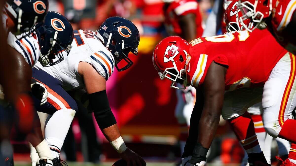 Bears vs. Chiefs: Tiempo, horario de televisión y cómo mirar en línea