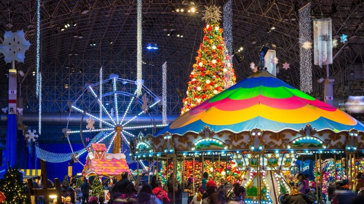 Winter WonderFest regresa a Navy Pier Chicago este diciembre