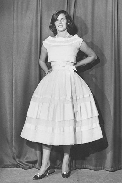 Lucia Bosé en su juventud