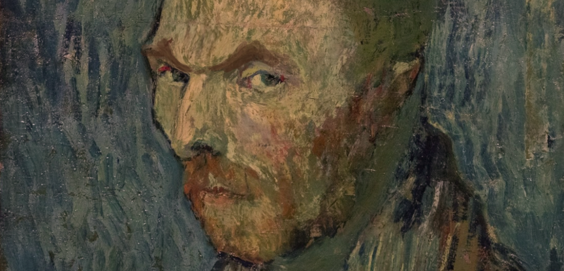 Roban pintura de Van Gogh