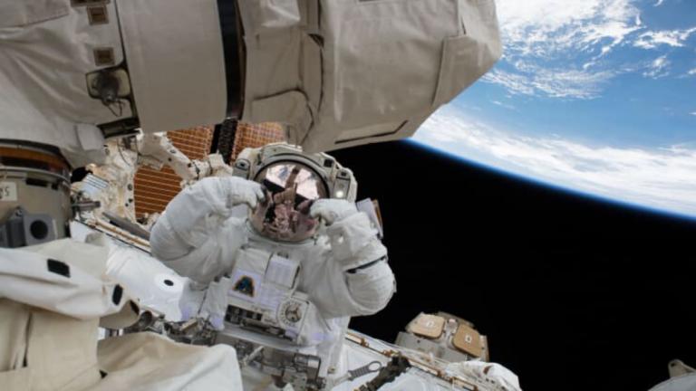 Mientras estás atrapado en casa, aquí te mostramos cómo detectar la Estación Espacial Internacional sobre los EE. UU.