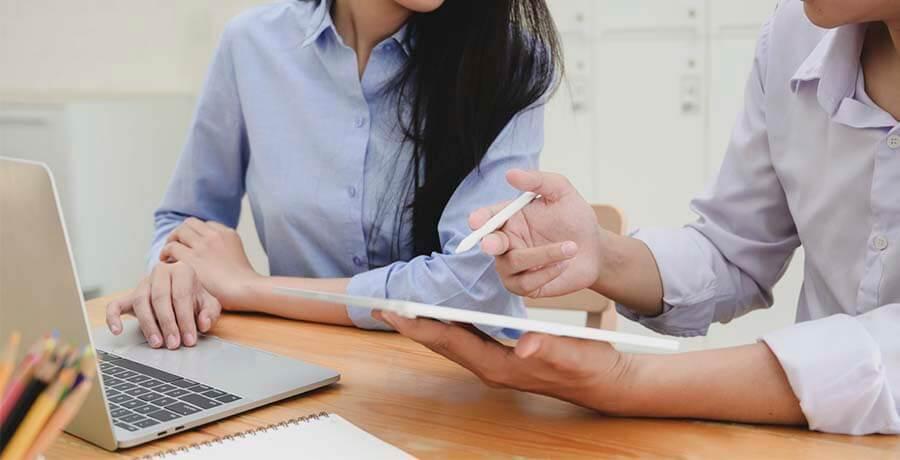 Los folletos mejoran la credibilidad de la empresa