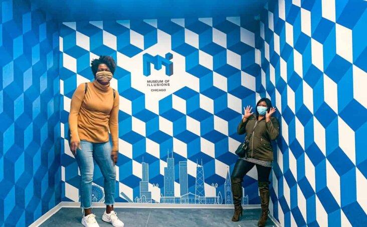 El Museum Of Illusions ya está abierto en Chicago