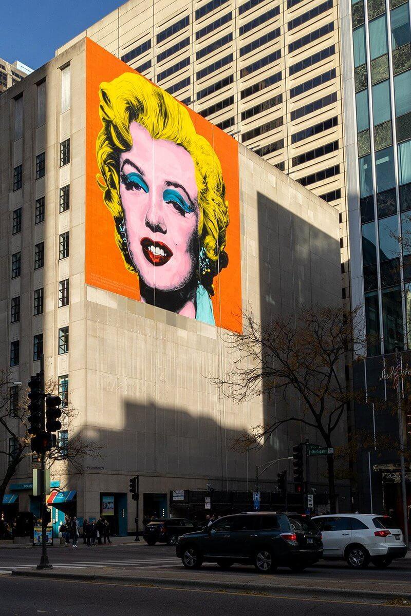 Marilyn Monroe By Jeffrey Zimmerman