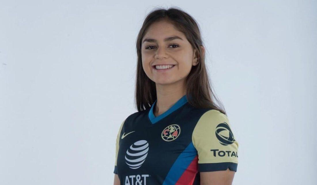 Jana Gutiérrez futbolista del Club América habla de las amenazas recibidas