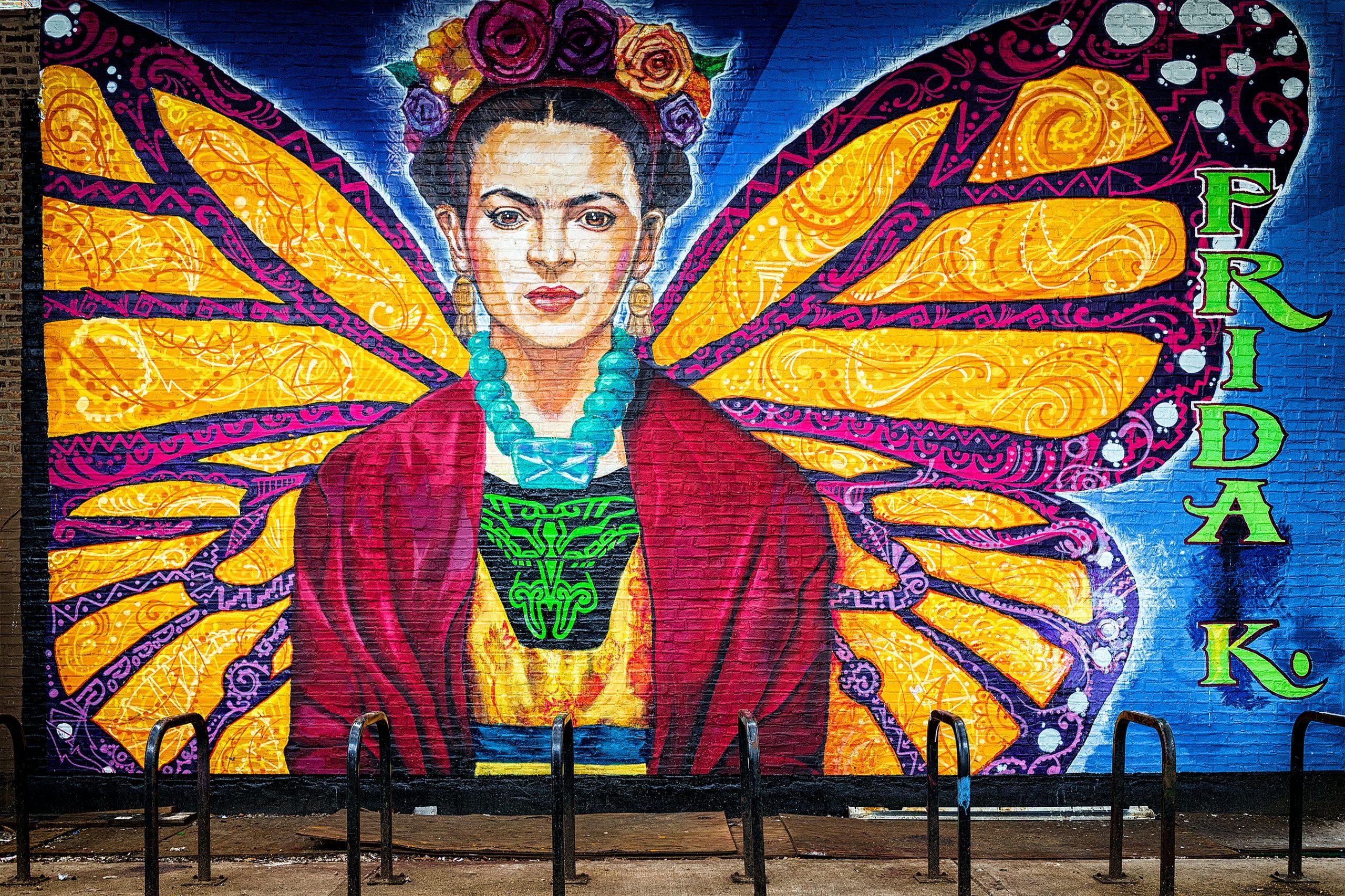 Alas de Frida