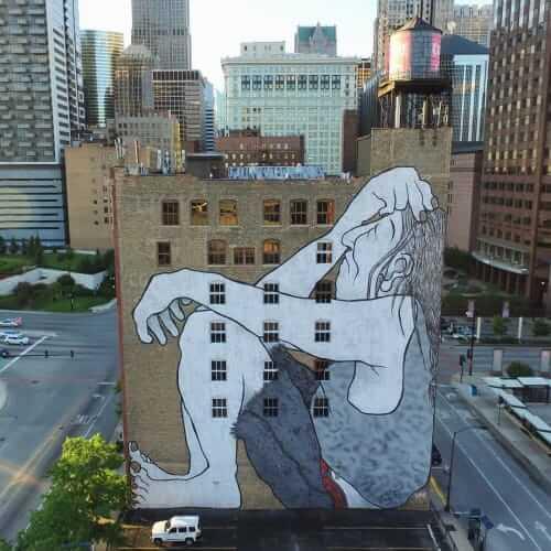 Native American Lost In Chicago… By Ella & Pitr